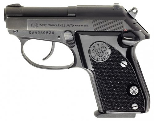 Beretta J320115 3032 Tomcat 7+1 32ACP 2 4