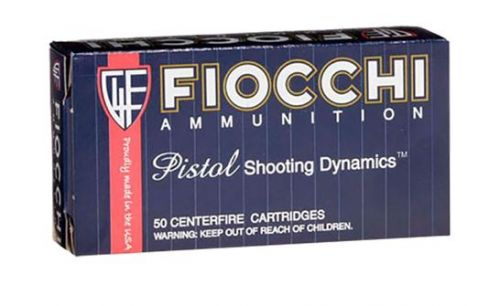 Fiocchi PISTOL SHOOTING DYNAMICS 32 Smith & Wesson Long Lead