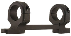 DNZ 36700 1-Pc Hi Base & Ring Combo Remington 700 Short Acti - 36700