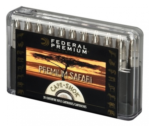 Federal P500NSA Cape-Shok Swift A-Frame 20RD 570gr
