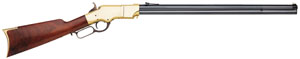 "Taylors and Company 288 1860 Lever 45 Colt 24.25"" Hardwood B - 288"