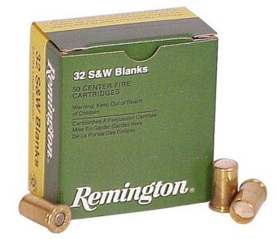 Winchester 32 S&W Black Powder Blank