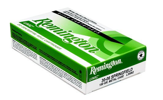 Remington 22-250 Remington 50 Grain Jacketed Hollow Point