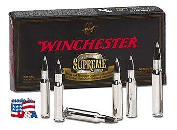 winchester 22 250 remington 55 grain supreme ballistic silve. Black Bedroom Furniture Sets. Home Design Ideas