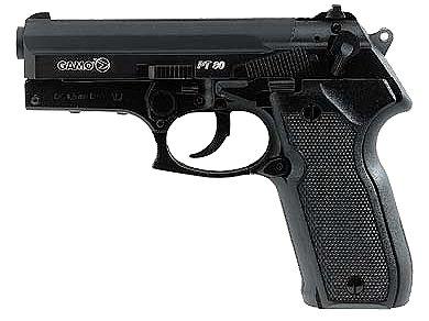 Gamo  177 Caliber CO2 Air Pistol w/Blue Finish