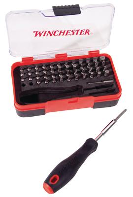 51 piece winchester gunsmith screwdriver set. Black Bedroom Furniture Sets. Home Design Ideas