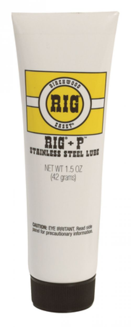 Rig High Pressure Stainless Steel Lube 1 5 Ounce