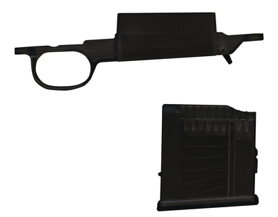 Detachable Magazine Conversion Kit With Floorplate and 10 Round