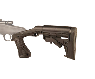Knoxx Axiom II UL Rifle Stock Black Remington 700 Long Action