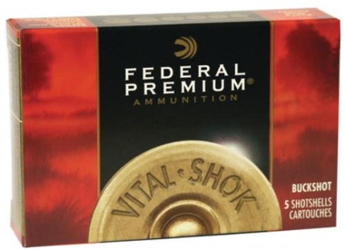 Vital-Shok 12 GA 2.75 IN. 1600 FPS 1 Ounce TruBall Slug