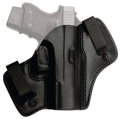 Dual Clip Holster Walther P22 3 4 Inch Barrel Right Hand Black