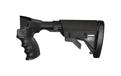 Saiga Talon Tactical Shotgun Stock System Scorpion Recoil Six