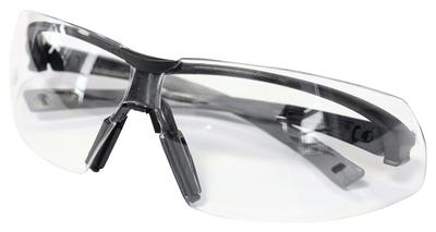 4d5543d35 Skyte Shooting Glasses Black Frame Clear Lens