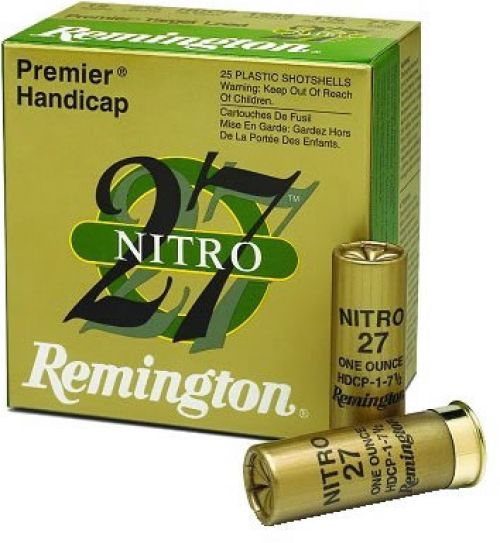 Remington Premier STS Target Loads STS12NH7, 12 Gauge, 2-3/4\\\