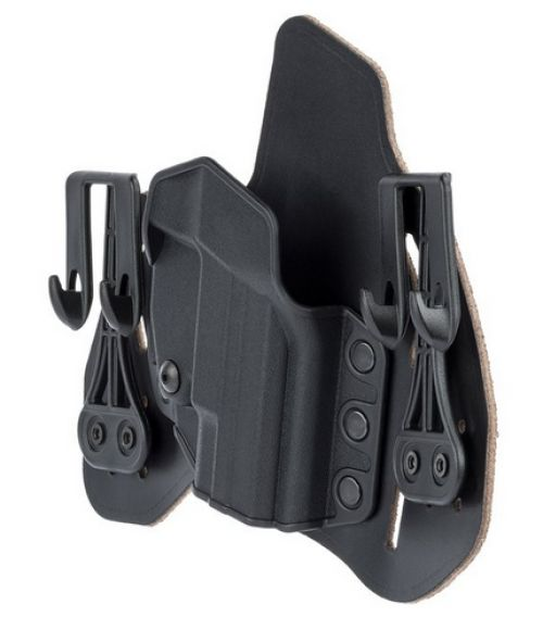 BlackHawk HOLSTER LEATHER TUCKA PANCAKE SPR XDS