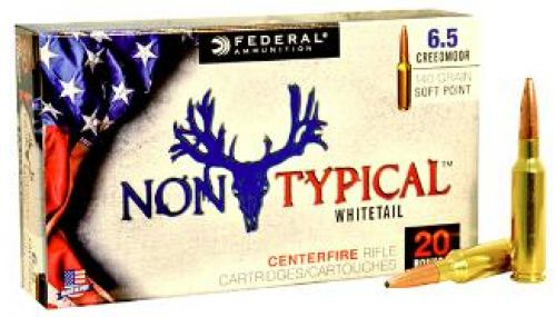 FED NON TYPICAL 6.5CREED 140GR SP 20/10