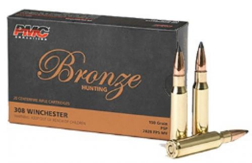 PMC AMMO  308 WINCHESTER 150GR