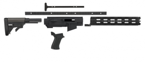 ATI A 2 10 2200 Ruger 10/22 AR-22 Stock System with 8-Sided Forend