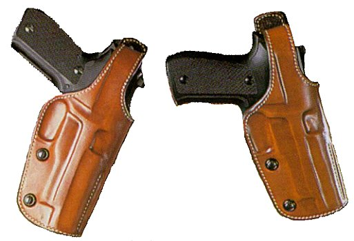 Galco Dual Position Belt Holster For Smith &