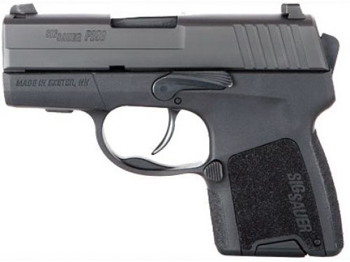 Sig Sauer 290RS-9-B P290RS 6+1 9mm 2 9