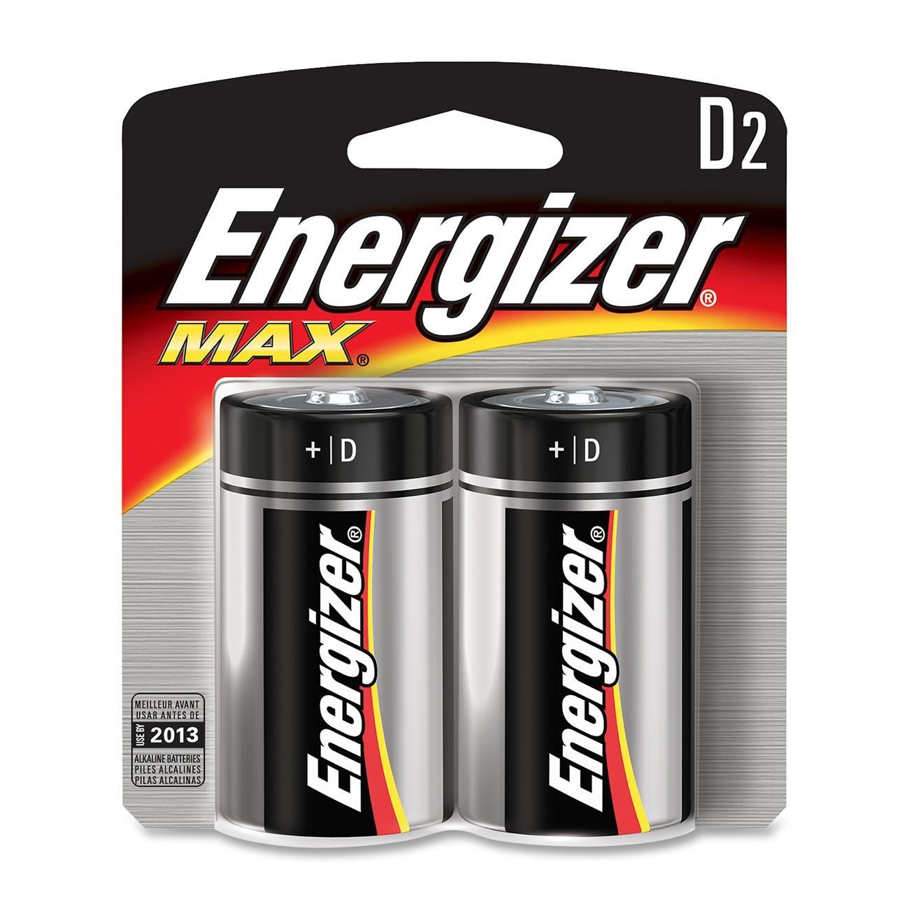 2 pk d energizer max battery. Black Bedroom Furniture Sets. Home Design Ideas