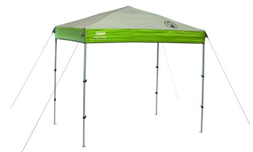 Coleman™ 5' x 7' Instant Canopy Gray/Green - Tents And Tarps, Canopy Car  Ports at Academy Sports