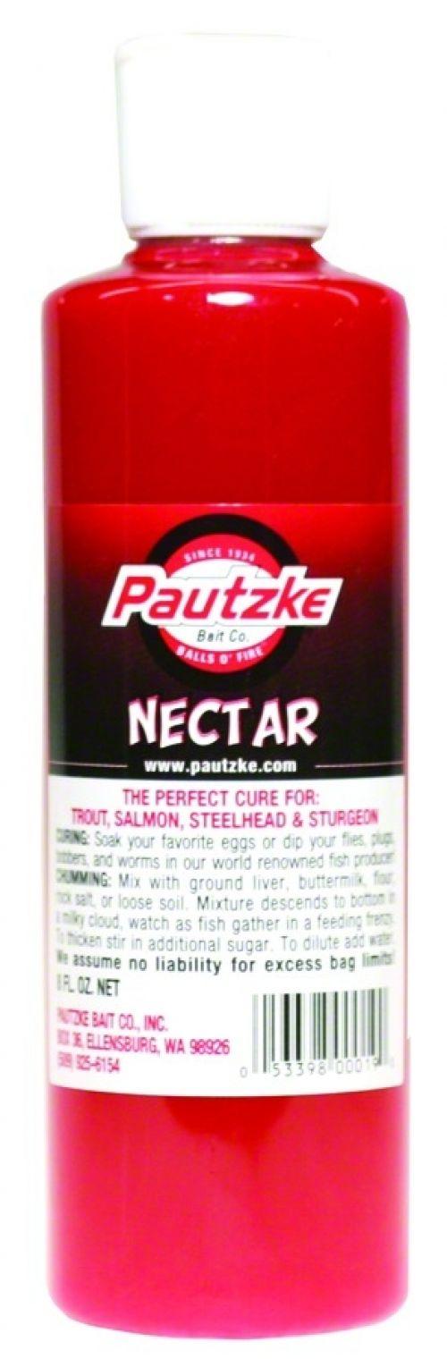 Pautzke Balls O /'Fire Nectar environ 226.79 g Rouge 8 oz
