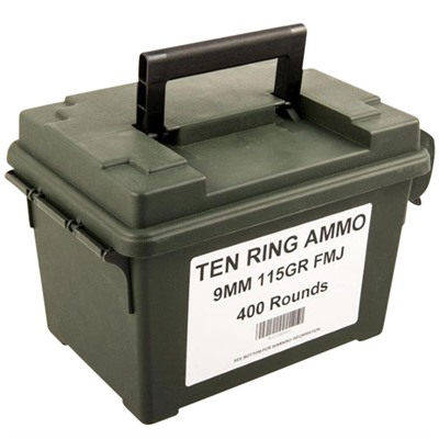 Ten Ring  Ammo Review