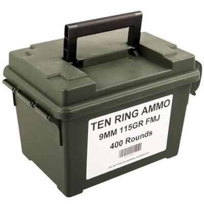 Ten Ring  Acp Ammo Reviews