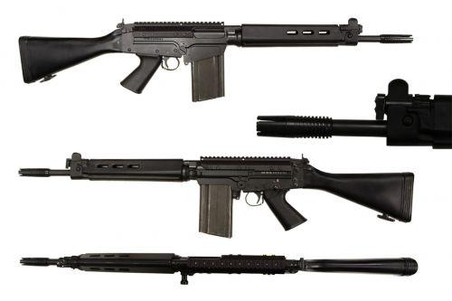 used DS Arms SA58 Carbine FN/FAL  308