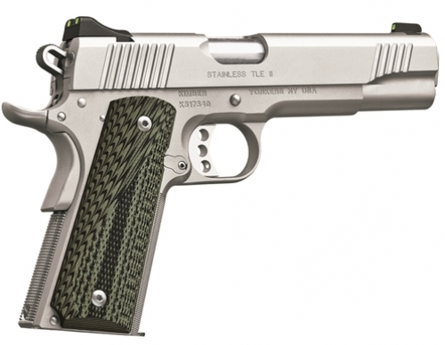 Kimber Stainless TLE II  45acp