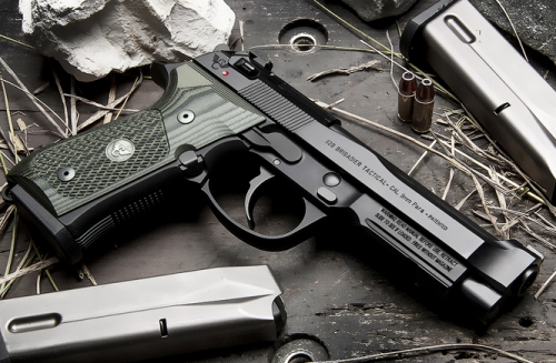 Wilson Combat Beretta 92G Brigadier Tactical 9mm
