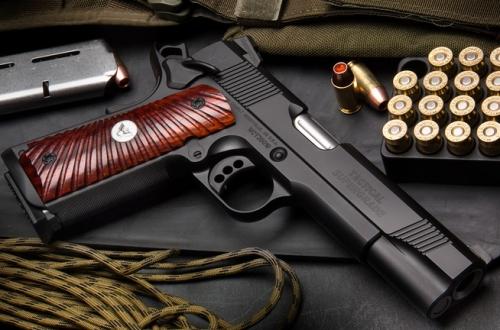 wilson supergrade tactical 45acp