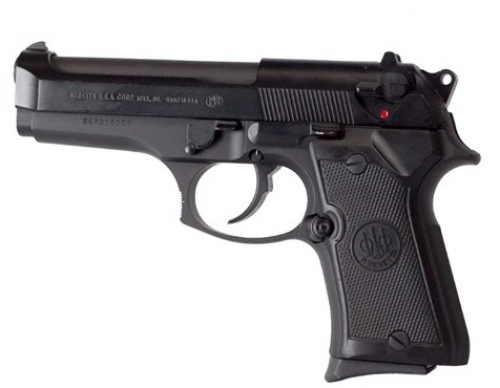 Beretta 92FS Compact 9mm 13+1 4 25 2 Mags