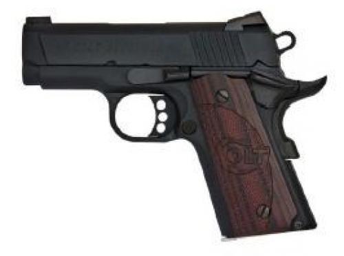 Colt Defender 9mm G10 Black Cherry Grips $832.00