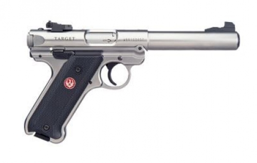 Ruger Mark Iv 22lr Target 101 45700