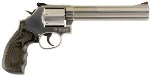 S&W 686 Plus Magnum 357MAG 7inch Wood/Stainless
