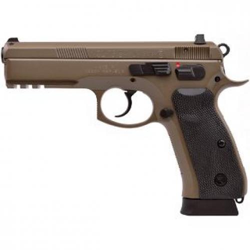 CZ 75 SP-01 9MM FDE 18RD