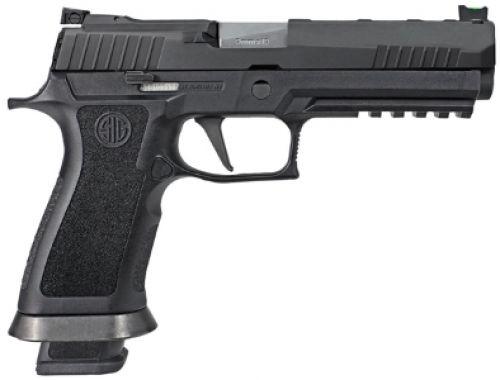 Sig Sauer P320 X5 9mm 21+1 4mags