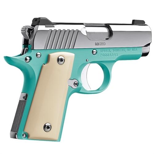 Kimber 1911 Micro Pistols: KIMBER 9MM MICRO BEL AIR