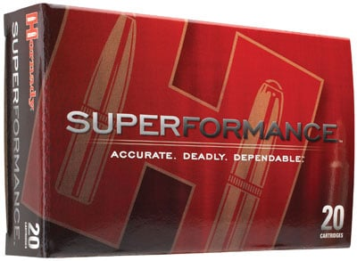 Hornady Super Shock Tip 7mm Remington Magnum SST
