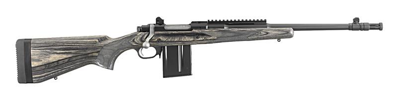 Ruger Gunsite Scout Rifle 308 Winchester Black Laminate Stock 6803 6803 Buds Gun Shop