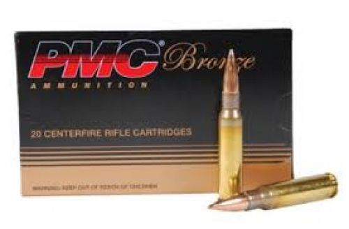 PMC 308 Winchester 147 Grain Full Metal Jacket