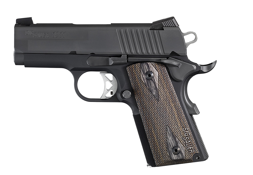Sig Sauer 1911U-45-BSS 1911 Ultra Nitron 7+1 45ACP