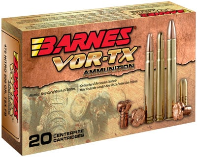 Barnes VOR-TX 338 Winchester Magnum Tipped TSX Boat Tail 225