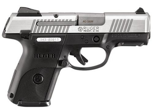 Ruger SR40c 15+1 40S&W 3 5