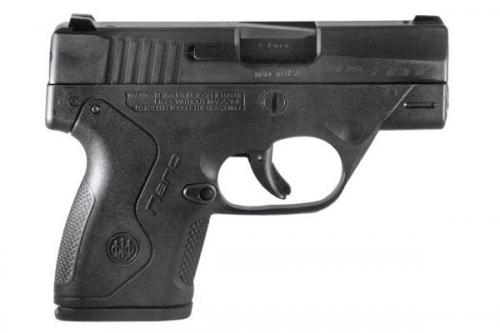 Beretta JMN9S15 BU9 Nano 6+1 9mm 3 07