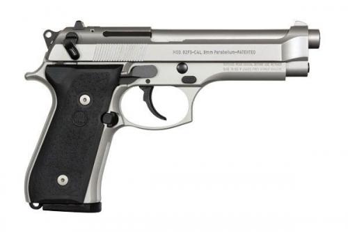 Beretta JS92F510 92FS Inox 10+1 9mm 4.9