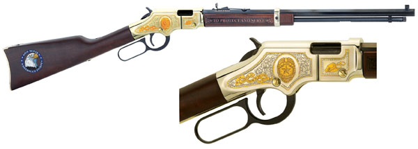 Henry H004le Golden Boy Lever 22 Short Long Long Rifle 20