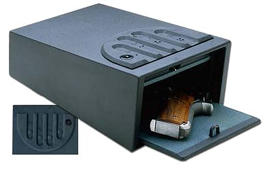 Gunvault Gv1000std Mini Gun Safe W Electronic Keypad
